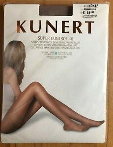 """Kunert """" Super Control 40 """", Support Tights Cl. 2, Matt, Size 40-42, Diamond"""