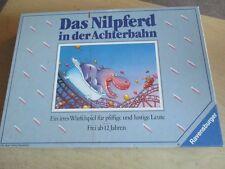 Spiel Brettspiel DAS NILPFERD IN DER ACHTERBAHN Ravensburger