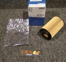 Land Rover Freelander 1 TD4 Diesel Mahle Oil filter  LRF100150L