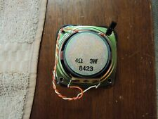 Sea 156 marine vhf radio spare part internal speaker 4 ohm 3 watt used working