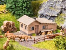 """HO Scale Buildings - 65616 - Scenery Set """"Alp""""  - Kit"""