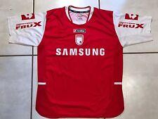 Rare Vintage LOTTO Independiente Santa Fe 2005 Home Soccer Jersey Men's Large