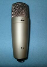 Behringer C-1 Condenser Cable Professional Microphone with case