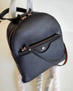 MIMCO Phenomena Backpack, Black Rosegold With Dust Bag, Authentic, New With Tags