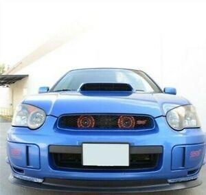 Fits Subaru Impreza Blobeye STi 03-05 Models   Front Splitter Lip Spoiler Carbon
