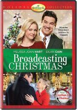Broadcasting Christmas (Melissa Joan Hart, Dean Cain, Cynthia Gibb) Region 1 DVD