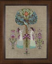 Mirabilia Designs - MD109 - Tree of Hope Chart by Nora Corbett