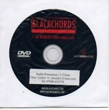 (AR818) Blackchords, At World's End - DJ DVD