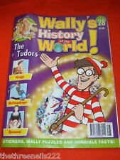 WALLY'S HISTORY OF THE WORLD! #28 - THE TUDORS