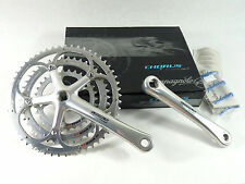 Campagnolo Chorus Triple Crankset 10 Speed 172.5mm 53/42/30 UD Road Bicycle NOS