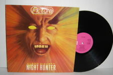 PICTURE Night Hunter UK 1982 Dutch Metal Diamond Dreamer Lousy Lightning Lady