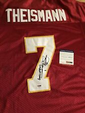 Joe Theismann Autographed Jersey JSA Certified Washington Redskins!