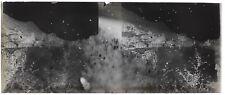 Soldats Guerre 14-18 Balkans Photo F5 Plaque de verre Stereo Negative