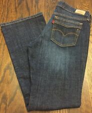Levi's Women's 545 Low Boot Cut Jeans Size 6 #84