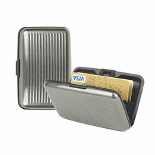RFID Block Aluminium Holder Security Wallet Bank Card Credit Card Hard Case