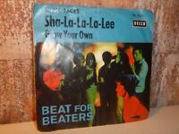 "SMALL FACES Sha-La-La-La-Lee / Grow your own 7"" SINGLE Vinyl VG- DECCA DL 25 227"