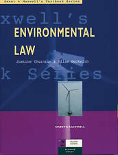 Environmental Law (Textbook) by Thornton, Jocelyn, Beckwith, Silas