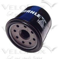Mahle Oil Filter fits Honda NT 400 Bros 1988-1992