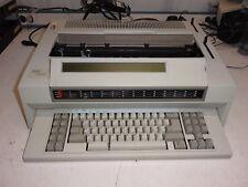 IBM Wheelwriter 35 office grade Typewriter *Refurbished*  warranty