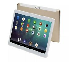 KuBi PC White Touch Screen Tablet