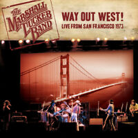 The Marshall Tucker Band : Way Out West! Live from San Francisco CD (2015)
