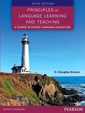 Principles of Language Learning and Teaching (6th Edition) H. Douglas Brown