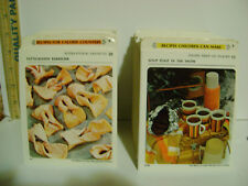 VINTAGE 1971 Betty Crocker Recipe Cards - OVER 600 CARDS - CARDS ONLY - NO BOX
