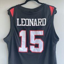 Kawhi Leonard San Diego State college basketball jersey by Nike NBA Large