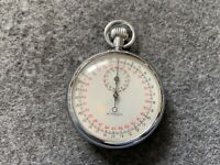 Swiss Made Stadion Vintage Mechanical Wind Up Stopwatch - Issue