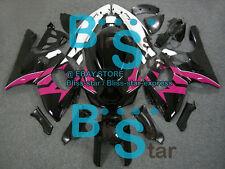 Purple Black Fairing Bodywork For Yamaha YZF600R thundercat 1997-2007 21 B2