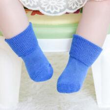 Candy Color Cotton Kids Socks Anti Slip Girls Socks Baby Girls Boys Soft Socks