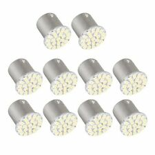 10X 1156 BA15S P21W 1073 1206 SMD 22 LED Ampoule Feux vehicle Blanc WT