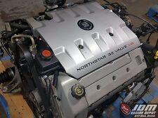 00 02 CADILLAC ELDORADO NORTHSTAR 4.6L V8 DOHC ENGINE AUTO TRANS LOOM ECU