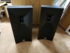 "BRAND NEW JBL STUDIO 530 BOOKSHELF SPEAKERS PAIR BLACK OAK 5.25"" AUDIOPHILE"
