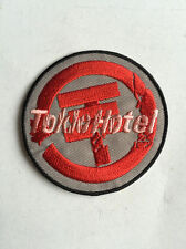 TOKIO HOTEL Embroidered Rock Band Iron On or Sew On Patch UK SELLER Patches