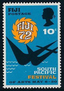 1972 FIJI SOUTH PACIFIC ARTS FESTIVAL FINE MINT MNH