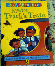 Master Track's Train (Happy Families),Allan Ahlberg