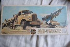 Airfix SAM 2 Missile model kit c.1973 - Vintage and rare
