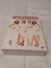 Mujeres Desesperadas La Primera Temporada Completa Dvd Buena Vista
