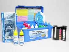Taylor K-2006 Service Complete (FAS-DPD chlorine) Reagent Test Kit