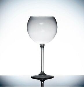 Unbreakable Reusable Polycarbonate Plastic LARGE Gin Balloon Glass