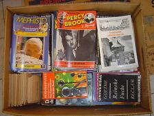 Große Kiste Bücher, Bananenkiste, für Leseratten ca. 60 Stück, 18