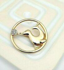 Sea Lion Brooch Novelty Lapel Pin Gift for Animal Lover