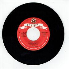 """MINA & I SOLITARI Vinyl 45 tours EP 7"""" TUA - NESSUNO - FESTIVAL IT 1007 S RARE"""