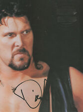 Eb748 Big Daddy Cool Diesel signed 4 page Wrestling Magazine Poster w/Coa