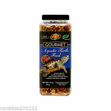 ZOO MED GOURMET AQUATIC TURTLE FOOD  340G - NEW TO MARKET