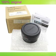 Genuine Canon Mount Adapter EF-EOS M Ring Fit EF EF-S lens to EOS-M Canon camera