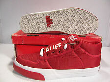 ALIFE EVERYBODY MID PARACHUTE SNEAKERS MEN SHOES RED EMDREN-SP081 SIZE 12 NEW