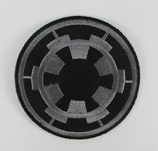 STARWARS IMPERIAL COG EMPIRE EMBROIDERED SEW IRON ON PATCH BIKER  T-SHIRT JEAN A