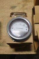"NEW DWYER MAGNEHELIC GAUGE 0-400"" OF WATER"